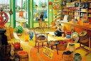 ■1000ピースジグソーパズル『ミスターラッセルの休日』《廃番商品》