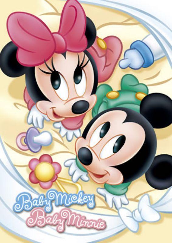 【引上品】■108ピースジグソーパズル『ベビーミッキー&ベビーミニー』《廃番商品》