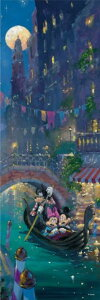 【引上品】ステンドアート456スモールピースジグソーパズル ベネチアンロマンス(ジェームズ コールマン) 《廃番商品》