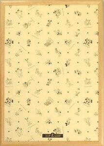 ジグソーパズル用フレーム ディズニー専用木製パネル1000ピース用ナチュラル(51×73.5cm/10-T)