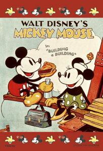 ジグソーパズルプチ 204ピース ディズニー ミッキーの摩天楼狂笑曲 98-317