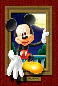 ジグソーパズルプチ 204ピース ディズニー マジカルアートギャラリー ミッキー 98-514