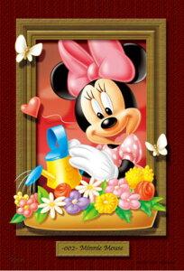 ジグソーパズルプチ 204ピース ディズニー マジカルアートギャラリー ミニー 98-515