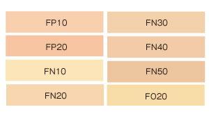 【 定形外 送料無料 】 フローレスフィット ( レフィル )/ ケース別売 【FN10-ライトベージュ】( カバーマーク / カバマ / ファンデーション )2011年 新作 『0』