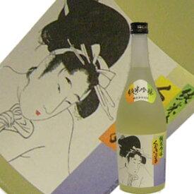 亀の井酒造くどき上手 純米大吟醸 720ml【山形県】