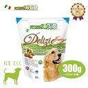 犬用 おやつ 世界認証のオーガニック Bioフルーツビスケット パパイヤ味 300g