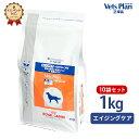 【ロイヤルカナン】 犬用 ベッツプラン エイジングケア 1kg【10個パック】 [準療法食]