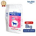 【ロイヤルカナン】 犬用 ベッツプラン ニュータードケア 8kg【2袋セット】 [準療法食]