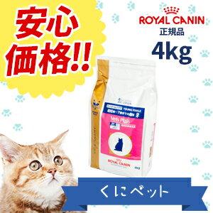 【ロイヤルカナン】 猫用 ベッツプラン フィーメールケア 4kg【あす楽対応】 【準療法食】