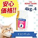【ロイヤルカナン】 猫用 ベッツプラン フィーメールケア 4kg【4個パック】【あす楽対応】 【準療法食】