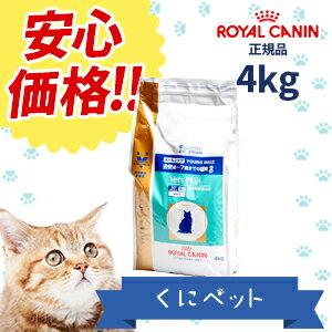 【ロイヤルカナン】 猫用 ベッツプラン メールケア 4kg【あす楽対応】 【準療法食】