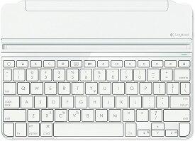 LOGICOOL ウルトラスリム マグネットクリップ キーボードカバー for iPad Air 2 シルバー iK1061SV