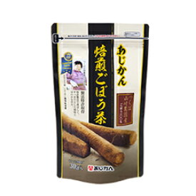 【ポイント5倍】つくば山埼農園産あじかん焙煎ごぼう茶 30包