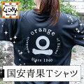【送料無料】【メール便】国安青果TシャツLサイズとMサイズ「国安T」