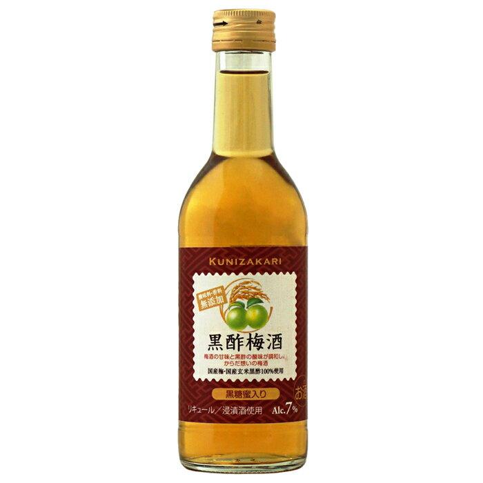 國盛 黒酢梅酒 300ml