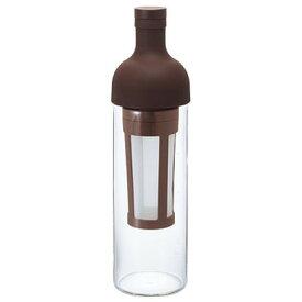 Filter-in bottle ハリオ フィルターインコーヒーボトル ショコラブラウン 650ml(5杯専用)FIC-70-CBR