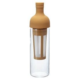 ハリオ フィルターインコーヒーボトル モカ 650ml(5杯専用)FIC-70-MC 内祝い 供養 御礼等に