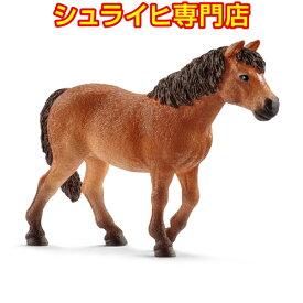 【シュライヒ専門店】シュライヒ ダートムーアポニー メス 13873 動物フィギュア ファームワールド FARM WORLD 馬 ウマ horses schleich
