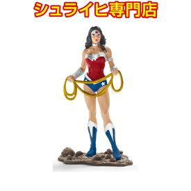 【シュライヒ専門店】シュライヒ ワンダーウーマン 22518 ジャスティスリーグ バットマン スーパーマン JUSTICE LEAGUE batman superman schleich 販売終了品