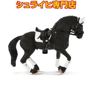【シュライヒ専門店】シュライヒ フリジア馬 オス、馬術ショー 42457 動物フィギュア ホースクラブ HORSE CLUB schleich