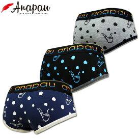 anapau アナパウ レディースショーツ スモークドット P-2008