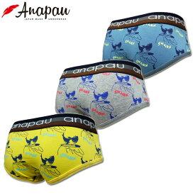 anapau アナパウ レディースショーツ シャークサーフ P-2010