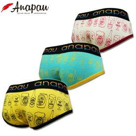 anapau アナパウ レディースショーツ ANAPAU BEER P-2009