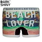 DARKSHINYTROPICALRESORTダークシャイニーボクサーパンツBEACHLOVERMSPA33