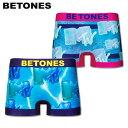 BETONES ビトーンズ シームレスボクサーパンツ MTV2コラボレーション