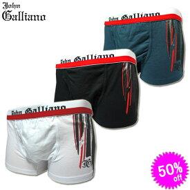 John Galliano ジョンガリアーノ ボクサーパンツ H166L10 Slip Parigamba