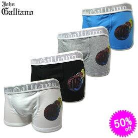 John Galliano ジョンガリアーノ ボクサーパンツ H167L10 Slip Parigamba