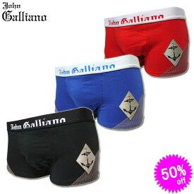John Galliano ジョンガリアーノ ボクサーパンツ H169L10 Slip Parigamba
