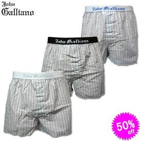 John Galliano ジョンガリアーノ トランクス H171L60 Boxer