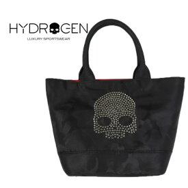 【10%オフセール!】ハイドロゲン HYDROGEN メンズ レディース ユニセックス バッグ トートバッグブラック 黒 BAG スカル カモフラ (hydrogen_z121213) 【送料無料】【★】