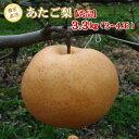 あたご 梨 秀品 ご贈答用 3.3kg(3〜4玉) 鳥取県産 送料無料 ギフト 産地直送 御歳暮(※北海道、沖縄は別途送料を頂戴…