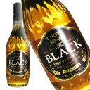 【よりどり6本で送料無料】チョーヤ The BLACK(ザ ブラック)梅酒 芳醇ブランデー仕立て 720ml