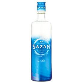 サザン SAZAN 甲類焼酎 アサヒ 20度 700ml