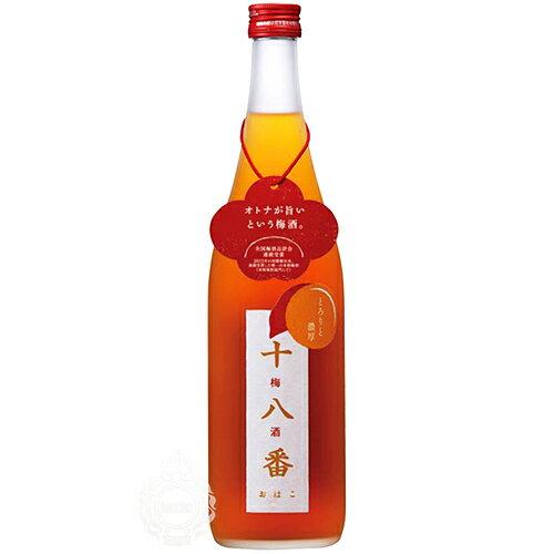 十八番梅酒(おはこうめしゅ) 紅乙女酒造 18度 720ml【箱無】