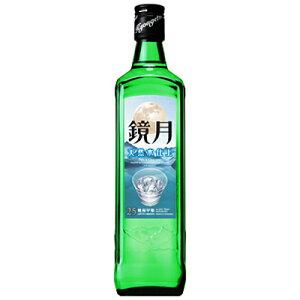 サントリー 韓国焼酎 鏡月 甲類焼酎 25度 700ml 瓶