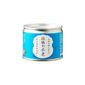 木の屋石巻水産 牡蠣の水煮 125g