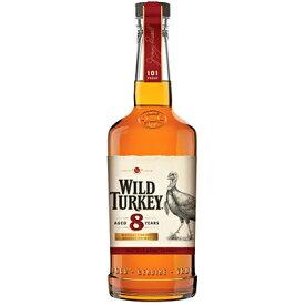 ワイルドターキー 8年 ケンタッキー ストレート バーボンウイスキー 50度 700ml瓶