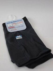【送料無料】軽量失禁トランクス 尿漏れパンツ 日本製 5〜10cc対応 失禁パンツ ちょいモレ 安心パンツ 紳士 男性用 黒
