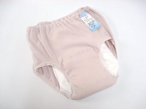 【送料無料】◎3枚組◎失禁ショーツ150cc S M L LLサイズ☆日本製 失禁パンツ 女性用 尿漏れパンツ 安心パンツ