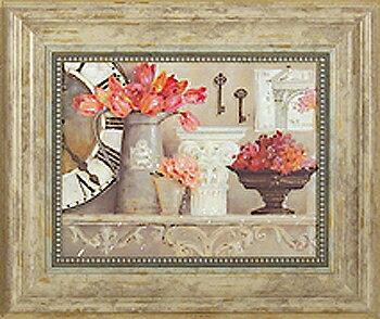 「満開のとき」キャサリン ホワイト ・花(静物)アートポスター[絵画通販]【壁掛けフック付き】【絵のある暮らし】