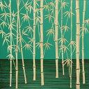 ウッドスカルプチャーアート・フォレストバンブー(gr+np)[絵画通販]【絵のある暮らし】【壁掛けフックつき】