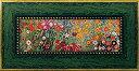 「フラワーガーデン」グスタフ クリムト 【通信販売】(世界の名画・クリムトアートポスター[絵画通販])【壁掛けフック付き】【絵の…