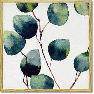 「ユーカリ」キャンバスアート アート 絵画 [絵画通販]【絵のある暮らし】【壁掛けフックつき】