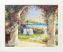 「募る思い Lサイズ」マルコ マヴロヴィッチ・風景画アートポスター[絵画通販]【壁掛けフック付き】【絵のある暮らし】