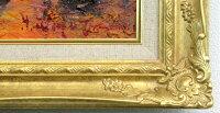 「ベニス」渡部ひでき【送料無料/通信販売】(F6サイズ油彩画[油絵]・外国風景画・イタリア(ベニス)[絵画通販])