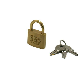 One number with 35 millimeters of cylinder padlocks